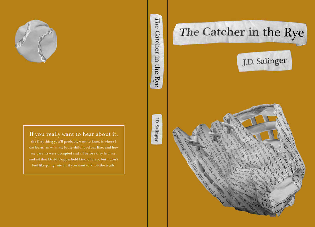 catcher in the rye essay thesis co catcher